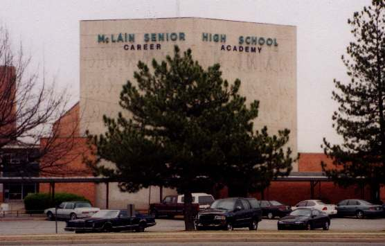 McLain High School, Tulsa, OK